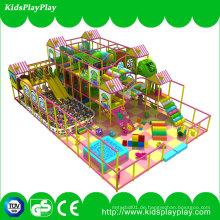 Kinder Indoor Spiele Kunststoff Soft Playhouse Vergnügungspark