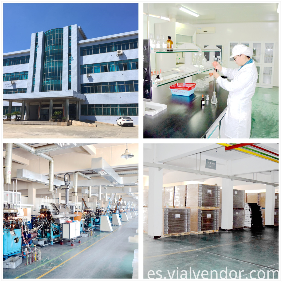 HPLC Vials Factory