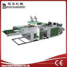 Máquina de fabricación de bolsas de plástico Ruipai PE de alta velocidad
