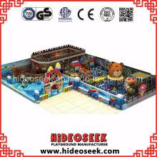 Piratenschiff Theme Soft Playground Indoor für Kinder