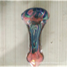Factory Price Unique Color Hand Pipe for Tabacco Smoking (ES-HP-160)