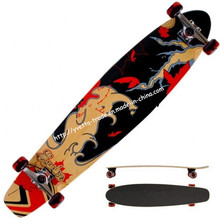 Complete Longboard with Good Selling in South America (YV-4090)