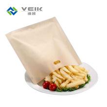 Food Safe Reusable PTFE Fish Bread Heating Toasty Toast Bag
