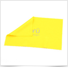 Hot Silver Stamping Microfiber Wiping Cloth