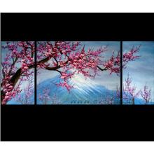 Домашнее украшение Wall Art Flower живопись маслом (FL3-014)