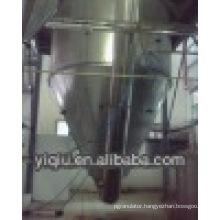 Urea-formaldehyde resin spray dryer