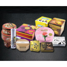 China Factory Supply Tin Can for Chocolate