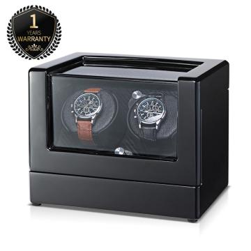Black Winder Watch Winder Box