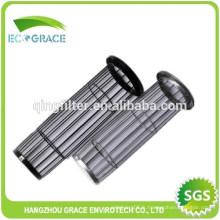 Sac de filtre en fibre de verre pour filtre à gaz de fumée de centrale électrique