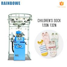 New design full automatic computerized hosiery making machinery jacquard sock knitting machine