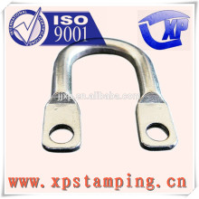 Fabricação de chapa metálica barata em China de peças de estampagem de metais