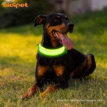 Ночная безопасность мигающий свет для собак