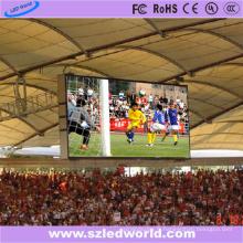 Affichage polychrome d'écran d'affichage à LED de stade de location d'intérieur de P4.81 pour la publicité (CE, RoHS, FCC, ccc)