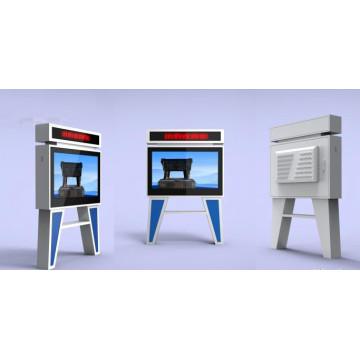 47inch Außenklimaanlage LCD-Display