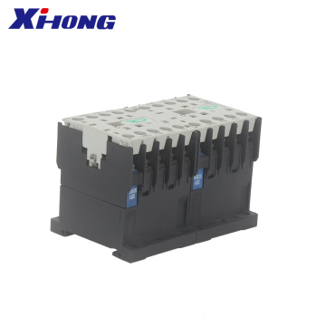 LC2K 0910 Electrical  Magnetic  Alternating Current Contactor 220v coil