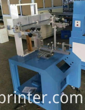 optical automatic recording and Servo screen printer