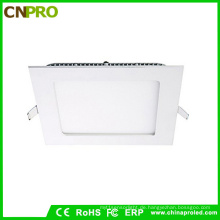 Günstigen Preis Quadratische Form 18W LED-Panel Licht