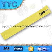 #3 Heavy Duty Reverse Nylon Water Resistant Zipper