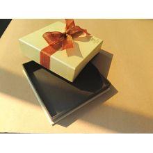 Boîte de papier de bracelet de mode de décoration de Noël de haute qualité