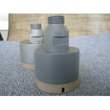 fonte da fábrica 56mm sinterização o bocado de broca de diamante & bronze