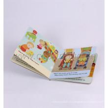 Подгонянное Изготовление Китая Доски Детей Печатание Книги