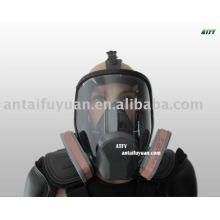 masque à gaz en caoutchouc