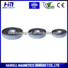 permanent monopole magnet