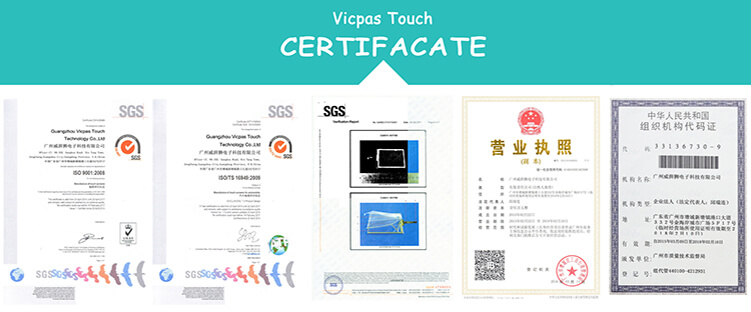 Certifications for VICPAS