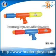 newest style plastic water gun chenghai black plastic water gun H98889