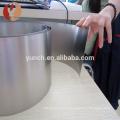 Ранги gr5 6al4v титан польский тиснения фольгой для продажи