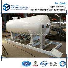 10m3 LPG Nachfüllanlage, Füllung LPG zu LPG Zylinder und Auto