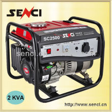 Hot sale!! Home use SC2500-I 60Hz 2500 Gasoline Generator