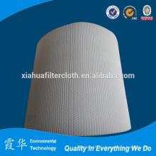 La tela filtrante de desulfuración en rollos