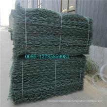 Main Manufacture of PVC Coated Gabion Box, PVC Gabion Basket