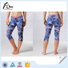 OEM Serviço Capri Yoga Calças Atacado Mulheres Sportswear Fabricante