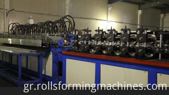 Tee Bar Forming Machine