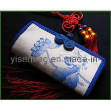 Mode exquisit Canvas Geldbörse (YSWPCB00-0026)