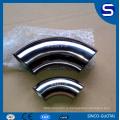 Стандарт ASTM/DIN и санитарно-техническим DIN 11850 серия 2 сваренный локоть