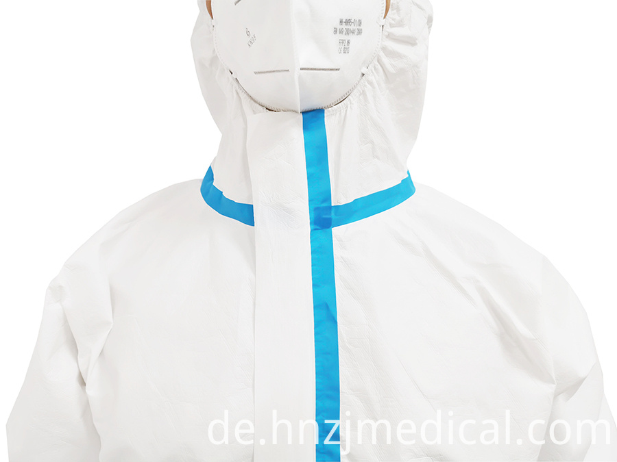 Non-Flammable Standard Protective Clothing