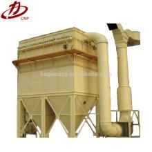 Coletor de poeira de filtro de cartucho de indústria de alta eficiência