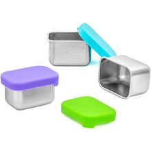 Leakproof Silicone Lids Cups Lids Lunch Box Topper