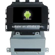 Alta sensibilidad android 4.2 coche en tablero multimeida para Opel Astra J / Buick Excelle GT con GPS / Bluetooth / TV / 3G / WIFI