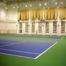 Revestimento de pisos de esportes de PVC de alta qualidade Inroll for Tennis Indoor in Roll