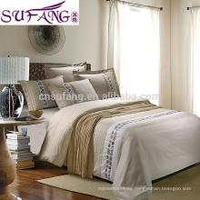 Muestras disponibles para ropa de cama de hotel de 3 o 5 estrellas, ropa de cama de hotel / ropa de cama de hotel