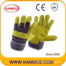Промышленные перчатки для защиты от перегрузок из свиной кожи (22007)