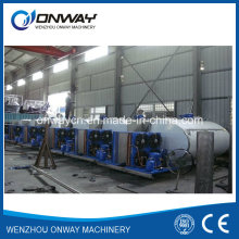 Cow Milking Yourget Machine Milk Cooling Tank Price Dairy Milk Processing Machinery for Milk Cooler with Cooling System