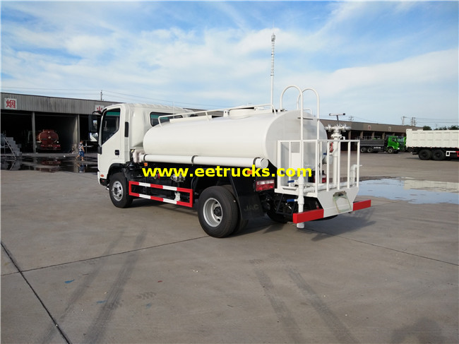 Drinking Water Trucks