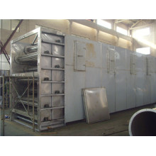 Alta calidad Chili Mesh Belt Dryer