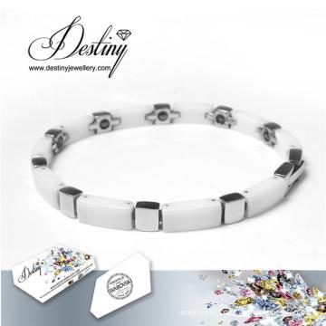Destiny Jewellery Crystals From Swarovski Simple Bracelet