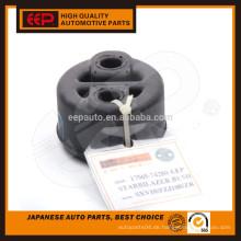 Auspuff Schalldämpfer Kleiderbügel Gummi für Toyota Land Cruiser FZJ100 17565-74280